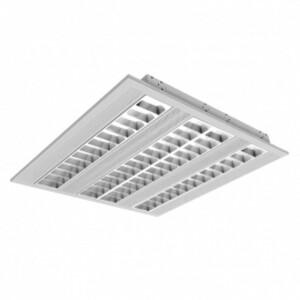 Растровый светильник Lug Lugclassic Decor T5 600X600 P/T Par  - 1872