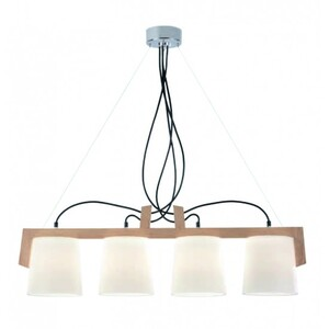 Подвесной светильник VIOKEF 3081400 Mondo
