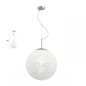 Подвесной светильник VIOKEF 4078400 Dantelle