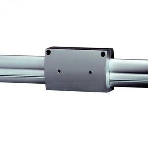 Конектор прямой для трековых однофазных систем Easytec SLV 184032