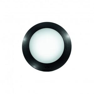 Светильник настенный Ideal Lux BERTA AP1 SMALL NERO 96414