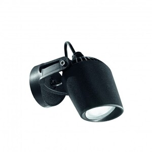 Светильник настенный Ideal Lux MINITOMMY AP1 NERO 96476