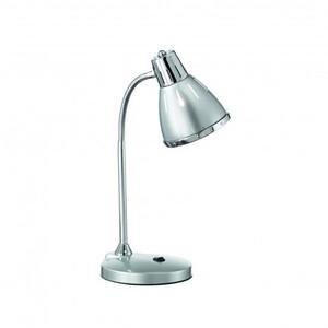 Настольная лампа Ideal Lux ELVIS TL1 ARGENTO 34416