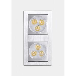 Встраиваемый светильник Maxlight Spot LED H0019