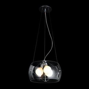 Подвесной светильник Azzardo 2901-3PA-CL clear Cosmo