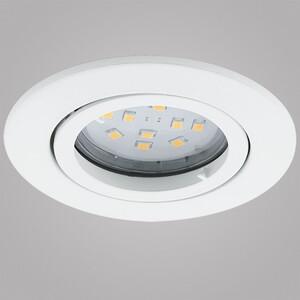 Встраиваемый светильник EGLO Tedo 31682