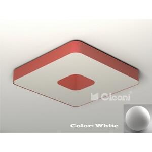Потолочный светильник Cleoni 1138P5117 Fox 600 plafon