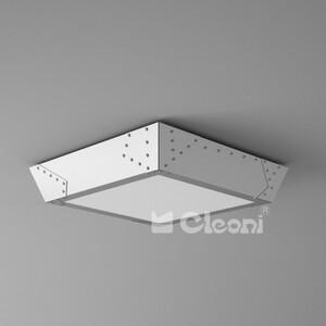 Потолочный светильник Cleoni 1262C1401 Hayate