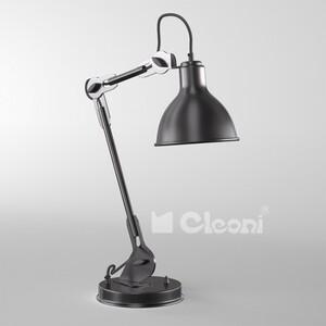 Настольная лампа Cleoni 1381D1A Lumier