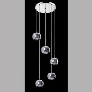 Подвесной светильник Zumaline Crystal P0076-05M-B5FZ