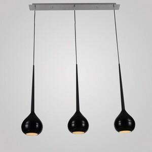 Подвесной светильник Zumaline Libra MD2128B-3BL
