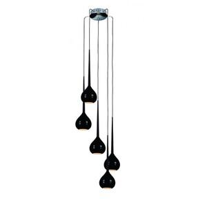 Подвесной светильник Zumaline Libra MD2128A-5BL