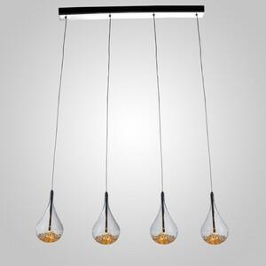 Подвесной светильник Zumaline Perle P0226-04H-B5RK