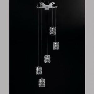 Подвесной светильник Zumaline Souffle P0266-05B-F4AC