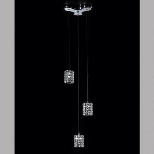 Подвесной светильник Zumaline Souffle P0266-03B-F4AC