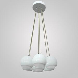 Подвесной светильник Zumaline Spheres TS-062127P-WH