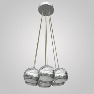 Подвесной светильник Zumaline Spheres TS-062127P-CH