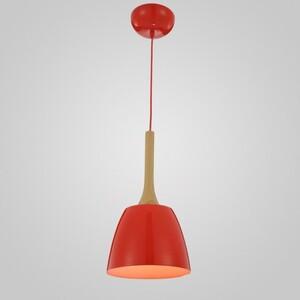 Подвесной светильник Zumaline Rocky MD6003-1R