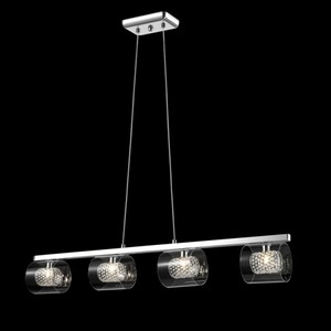 Подвесной светильник Zumaline Corina P0110-04C-F4AC