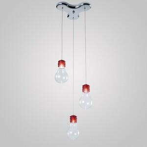 Подвесной светильник Zumaline Bulbo P0313-03F-F4AQ