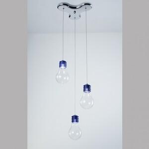 Подвесной светильник Zumaline Bulbo P0313-03F-F4AK