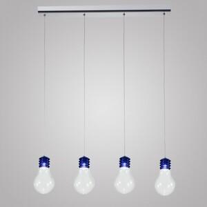 Подвесной светильник Zumaline Bulbo P0313-04H-B5AK