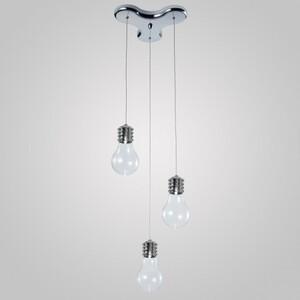 Подвесной светильник Zumaline Bulbo P0313-03F-F4FZ