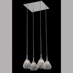 Подвесной светильник Zumaline Iris P0349-04A