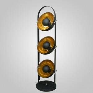Торшер Zumaline Antenne TS-130801F-BKGO
