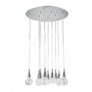 Подвесной светильник Ideal Lux MINIMAL SP10 CROMO 093833