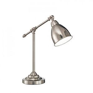 Настольная лампа Ideal Lux NEWTON TL1 NICKEL 012209