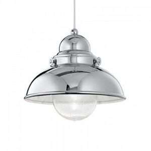 Светильник подвесной Ideal Lux SAILOR SP1 D29 CROMO 094823