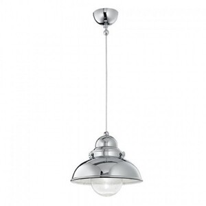 Светильник подвесной Ideal Lux SAILOR SP1 D43 CROMO 094830