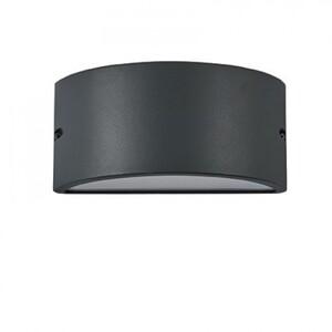 Светильник уличный Ideal Lux REX-2 AP1 ANTRACITE 92423