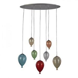 Подвесной светильник Ideal Lux Clown SP7 100937