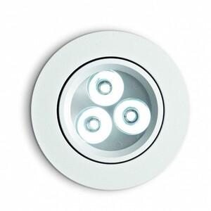 Встраиваемый светильник Ideal Lux Delta FL3 062396