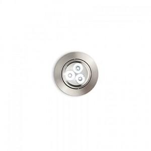 Встраиваемый светильник Ideal Lux Delta FL3 060927