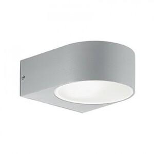 Светильник уличный Ideal Lux IKO AP1 GRIGIO 92218