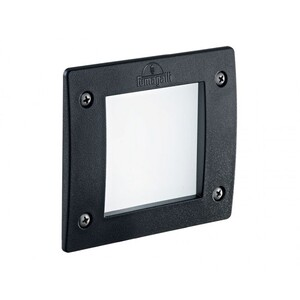 Светильник уличный Ideal Lux LETI SQUARE FI1 NERO 096582