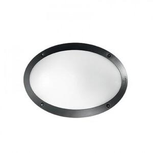 Светильник уличный Ideal Lux MADDY-1 AP1 NERO 096704
