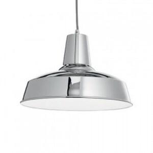 Подвесной светильник Ideal Lux MOBY SP1 CROMO 093680