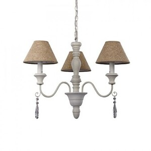 Люстра Ideal Lux PROVENCE SP3 BIANCO ANTICO 025032