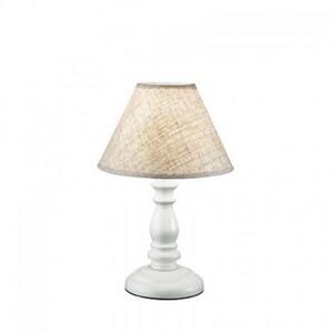 Настольная лампа Ideal Lux PROVENCE TL1 SMALL BIANCO ANTICO 003283