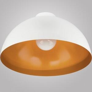 Светильник потолочный Nowodvorski 6933 HEMISPHERE CEILING WHITE-GOLD