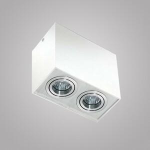Накладной светильник Azzardo gm4204_wh_alu Eloy